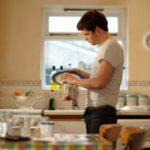 Chồng giúp việc nhà
