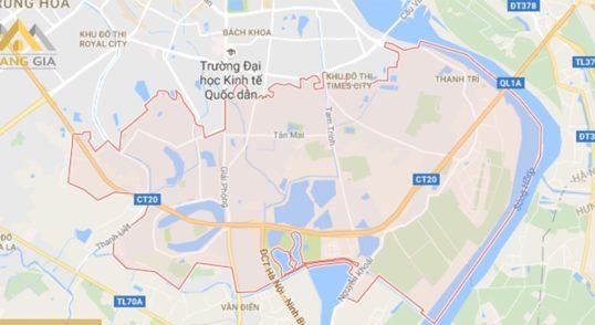 Giúp việc theo giờ quận Hoàng Mai